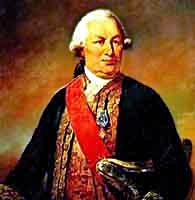 French Admiral de Grasse