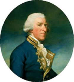 British Admiral Hood
