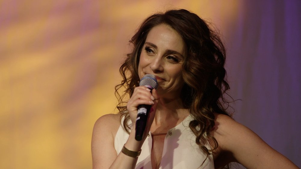Susan's Cabaret 2018 Sassy mic smirk.jpg