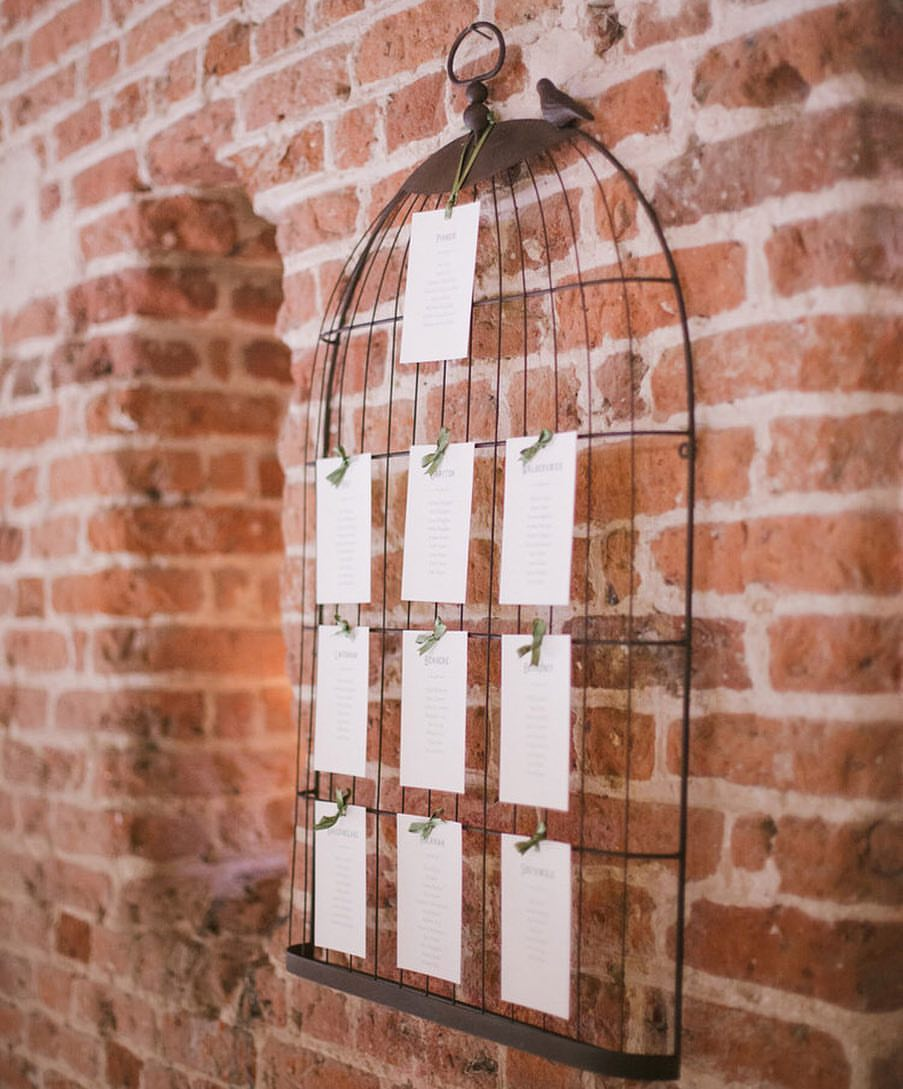 Birdcage Table Plan £5