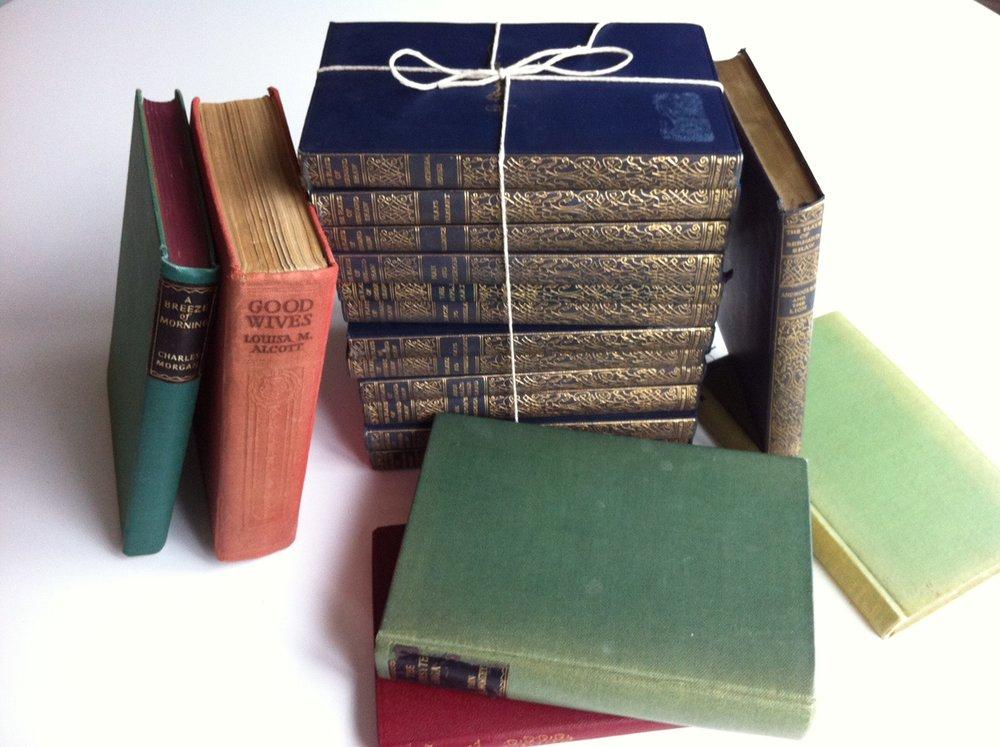 Vintage Books 50p