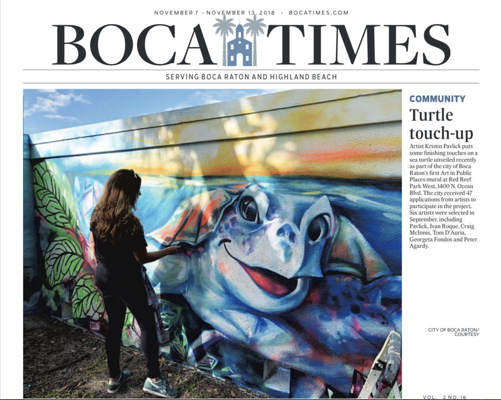 Kristin Pavlick_Red Reef Mural_Boca Times.png