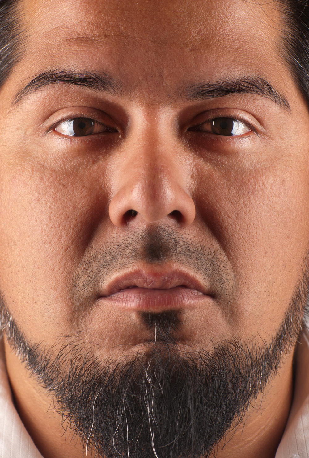 Self Portrait as Raul Baltazar