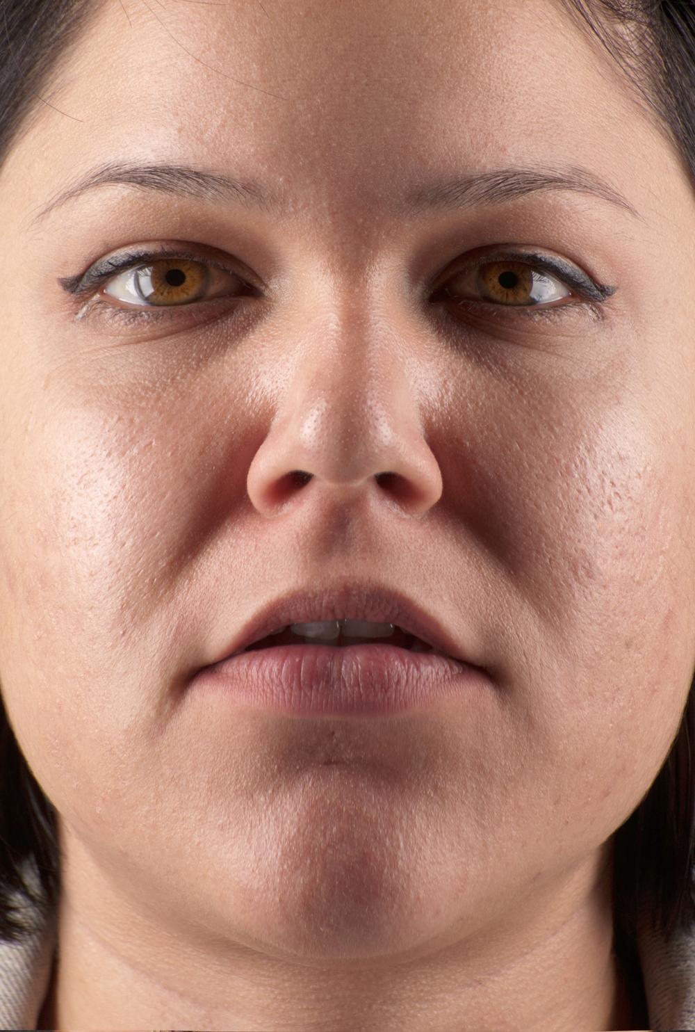 Self Portrait as Alexia Bernal