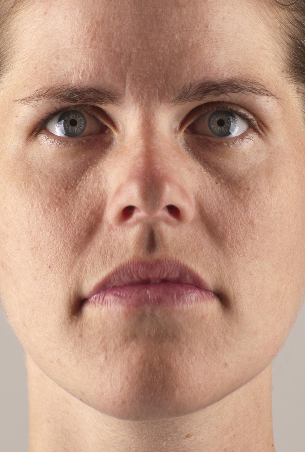 Self Portrait as Katy Cowan