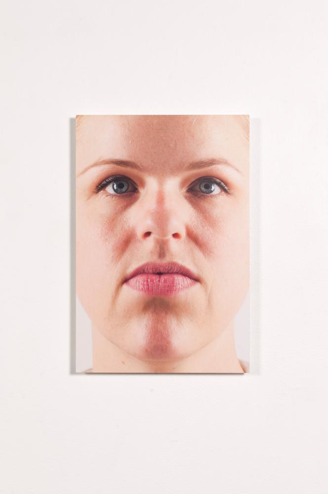 Self Portrait as Jessica Minckley