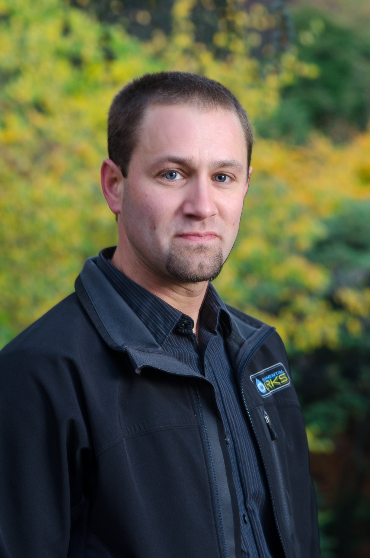 Joel Migliaccio, co-owner of Environmental Works.