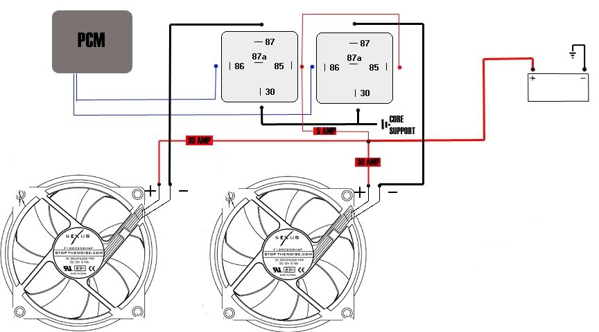 ice cube relay wiring schematic ice cube relays wiring schematic misc 4 install mdash bd turnkey engines llc