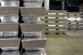 Zinc bars