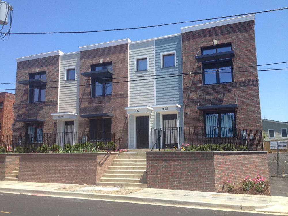 Habitat For Humanity Washington Dc Ivy City Passive Houses Earns
