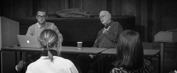 John Bingham-Hall and Richard Sennett