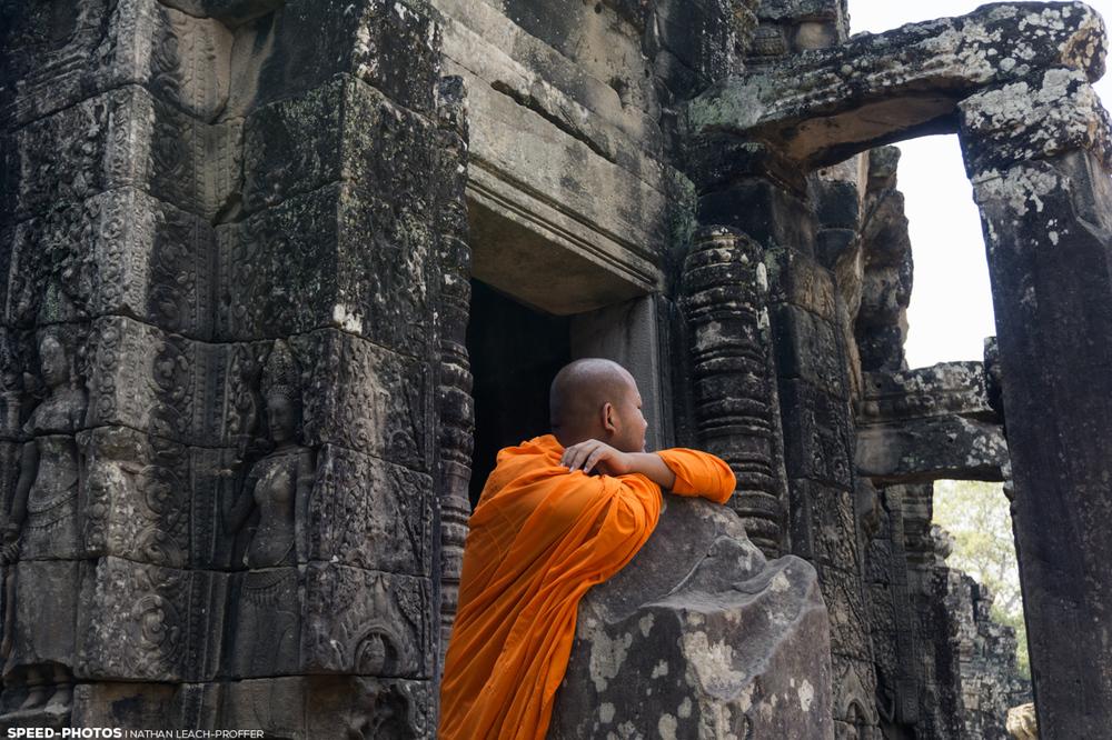 munk Bayon temple
