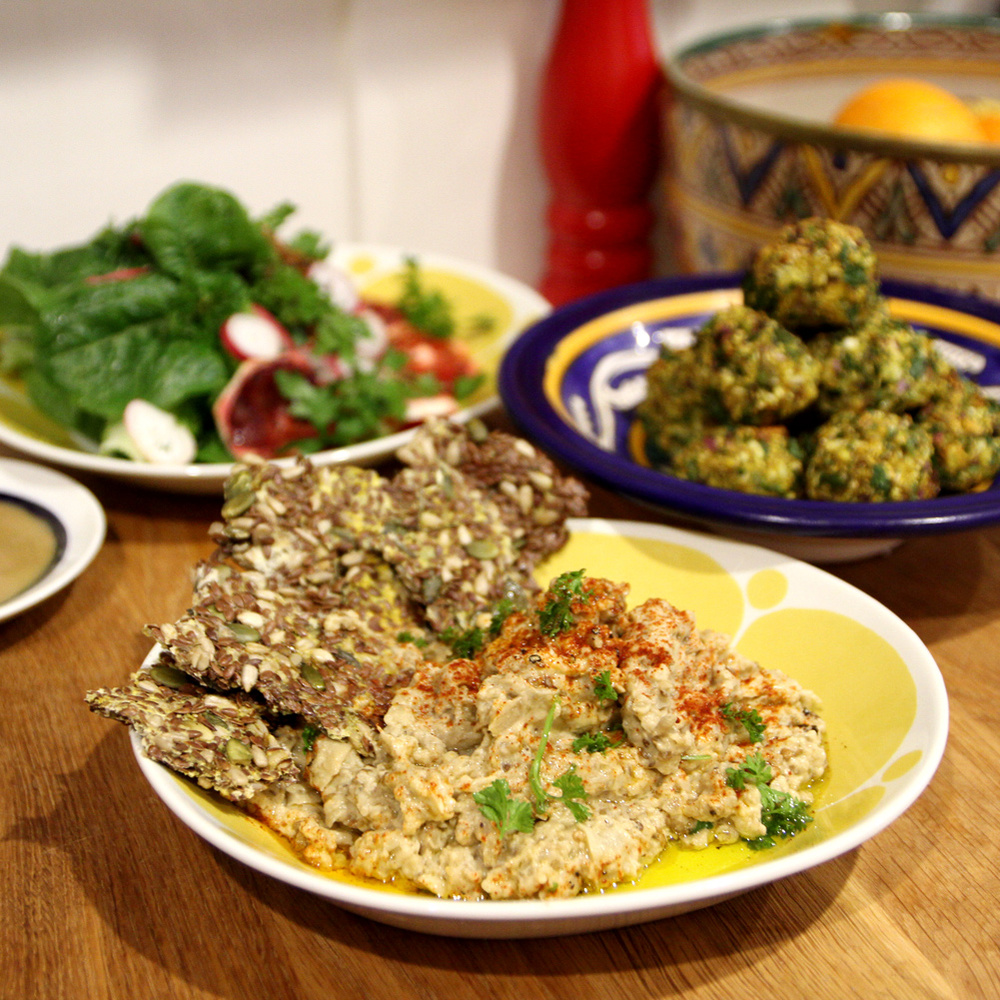 SMOKEY BABA GANOUSH