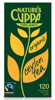 Organic Ceylon Tea