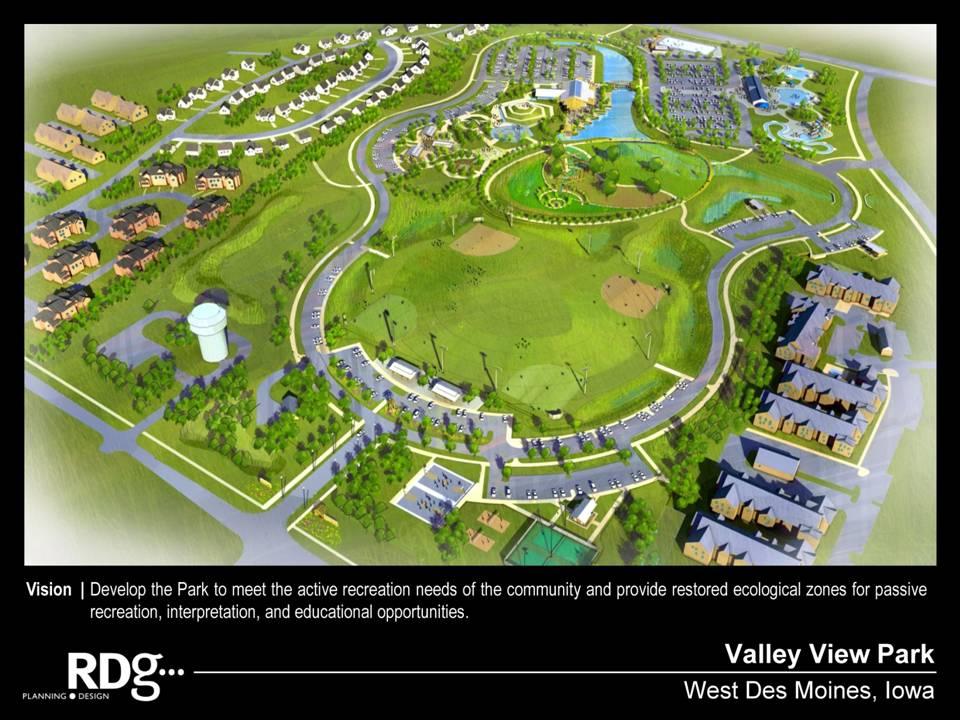 Parks Rec Open Space Plan Genus Landscape Architects