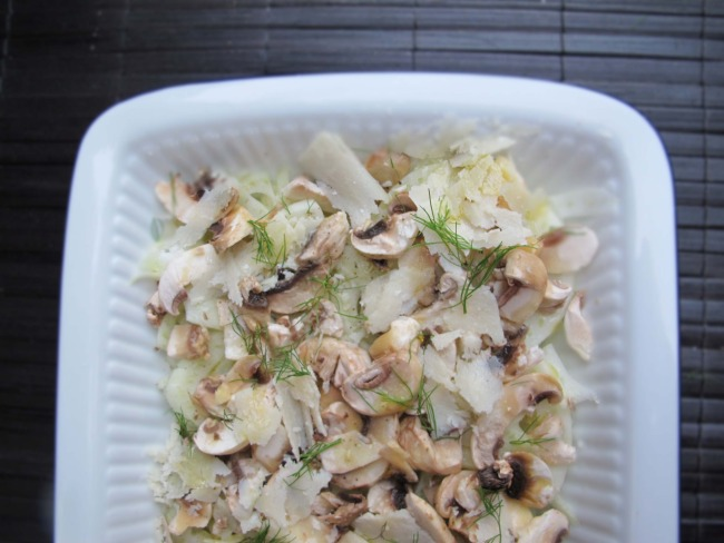 fennel recipe