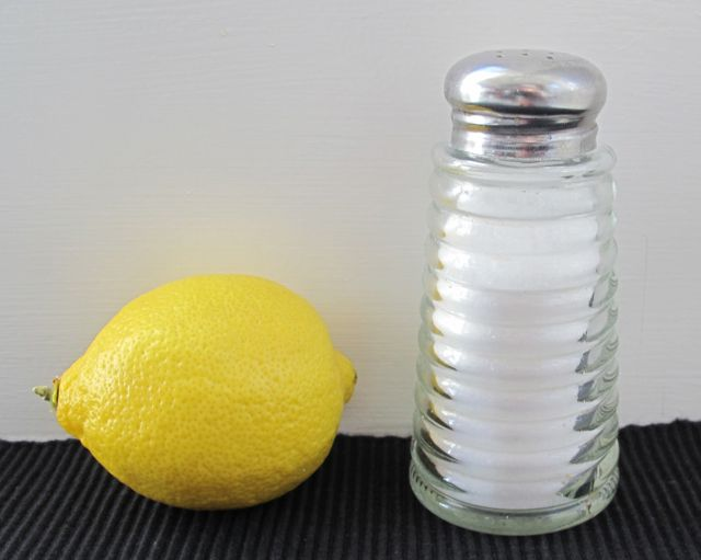 lemon is a good substitute for salt in seasoning vegetables