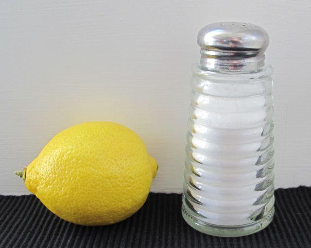 lemon is a good substitute for salt in seasoning vegetables