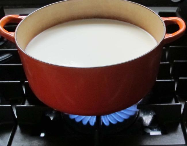 make ricotta recipe