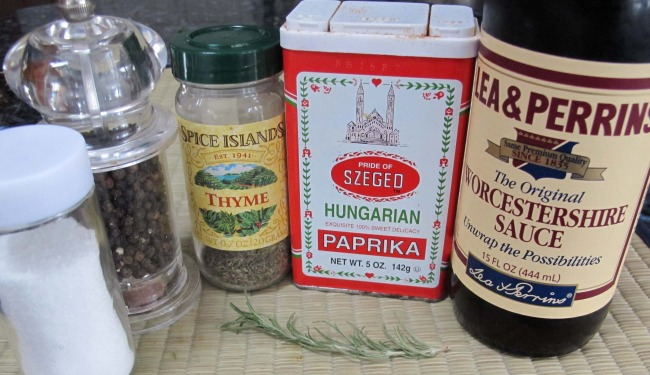 herbs for shepherd's pie