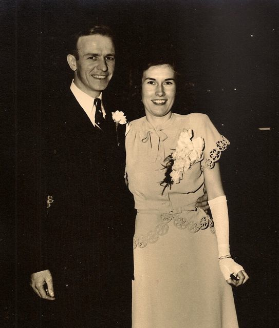 my Irish-American mother-in-law