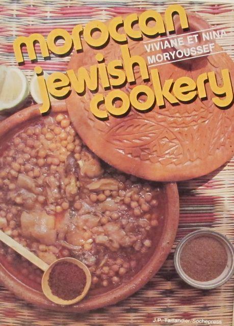 Moroccan cookbook, recipes