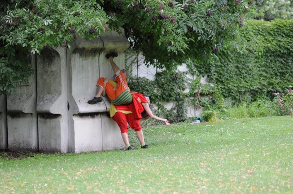 A Curious Invasion - Bratislava