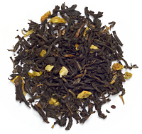 A blended black tea with honey, with natural coconut and lemon extracts.