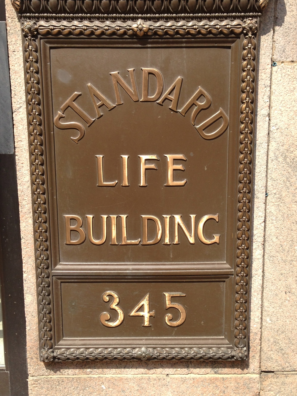 Standard Life Building 345 Fourth Ave
