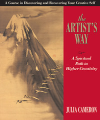 Cover of Julia Cameron's book, The Artist's Way