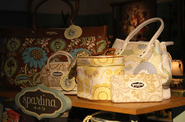 Spartina 449 display in Summerfield NC shop, Total Bliss