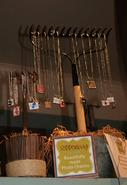 Sodderbug charms display at Total Bliss