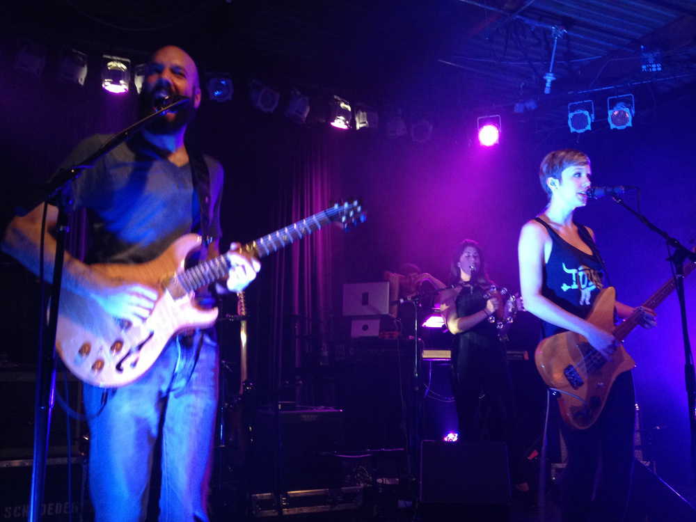 Even more Pomplamoose from Cat's Cradle on September 29, 2014