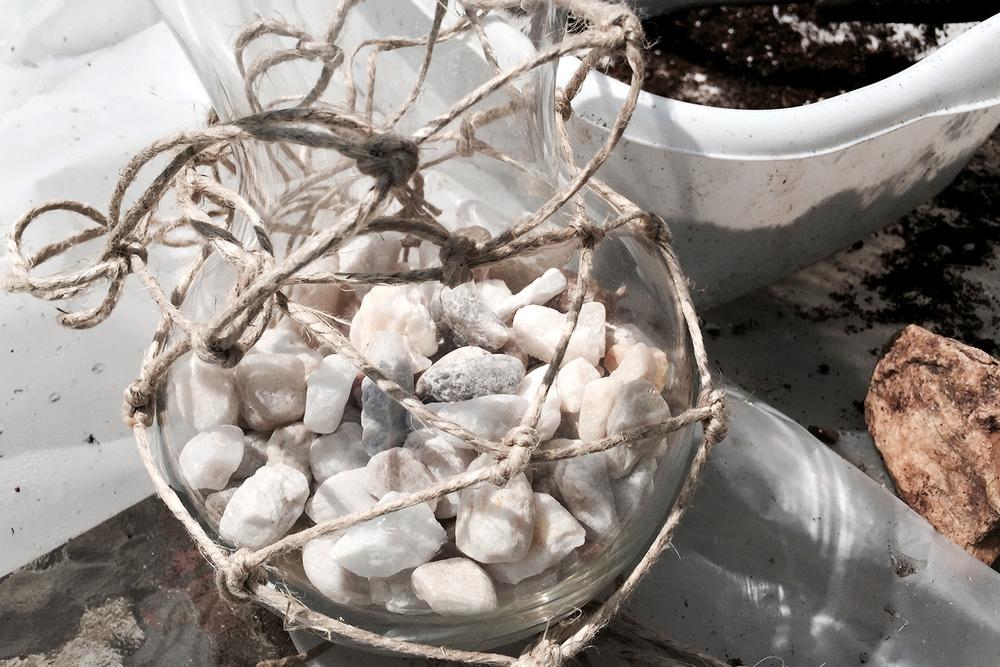 Rocks, Glass & Twine
