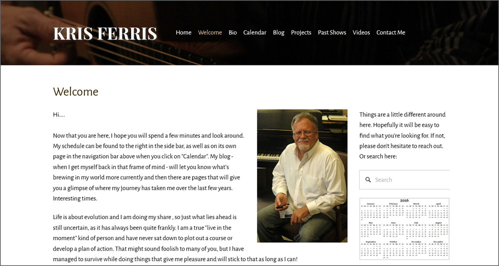 kris-ferris-squarespace-website-melody-watson-portfolio-sample_0002_FireShot Screen Capture #425 - 'Welcome — Kris Ferri.jpg