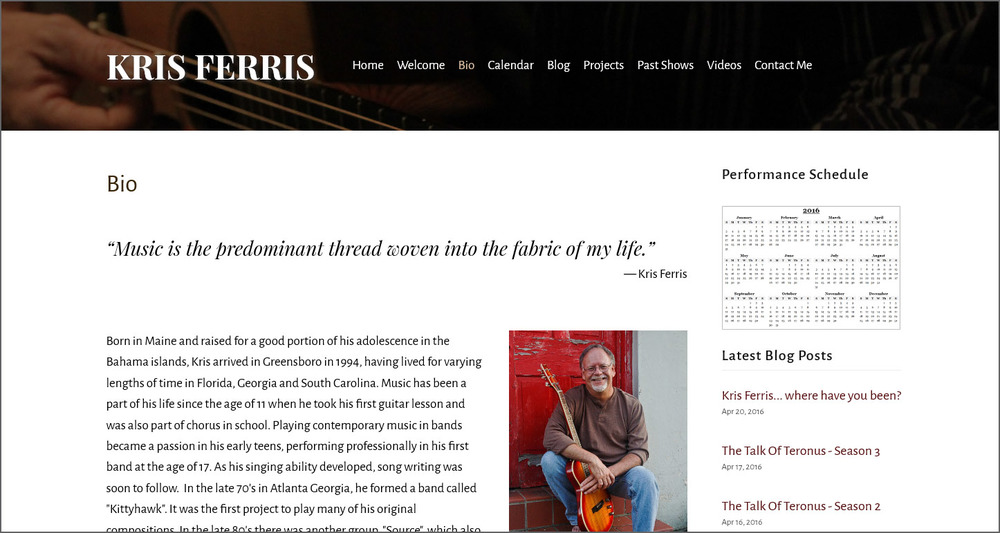kris-ferris-squarespace-website-melody-watson-portfolio-sample_0003_FireShot Screen Capture #426 - 'Bio — Kris Ferris' -.jpg