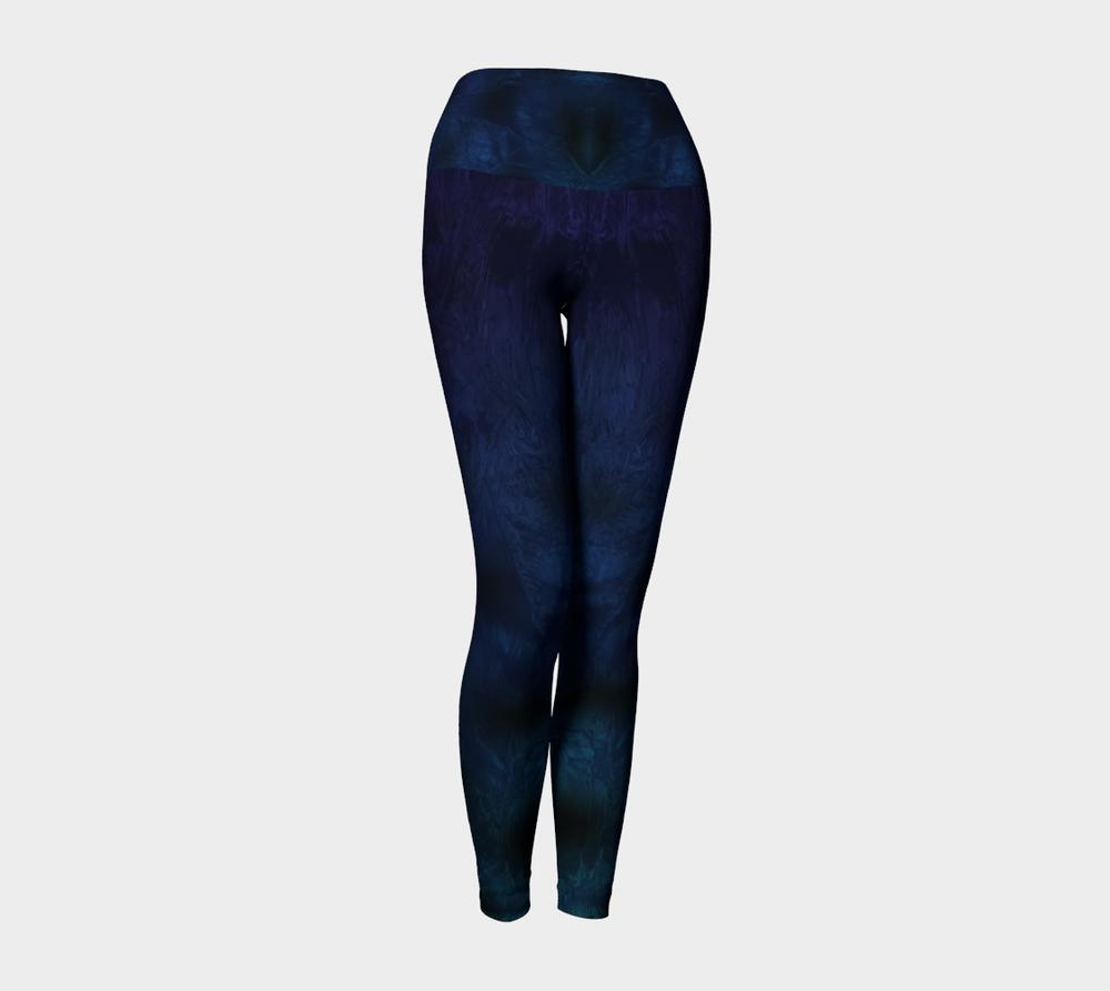 cko-black-dark-blue-abstract-artist-designed-yoga-leggings-346795-front-pose2.png