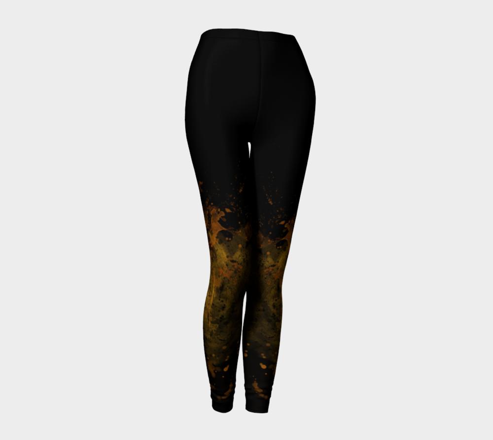 smb-black-orange-brown-grunge-artist-design-abstract-leggings-342062-front-pose2.png