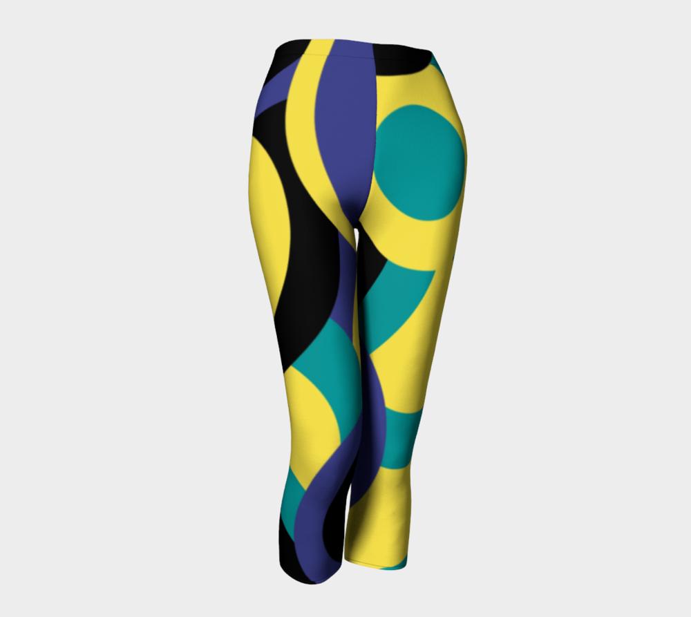 vib-royal-blue-veridian-green-golden-kiwi-yellow-black-circles-modern-abstract-capris-347768-front-pose2.png