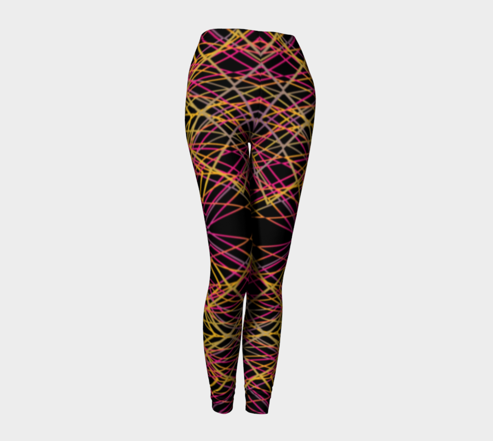 ics-black-with-neon-yellow-yellow-geometric-pattern-abstract-artistic-leggings-342702-front-pose2.png