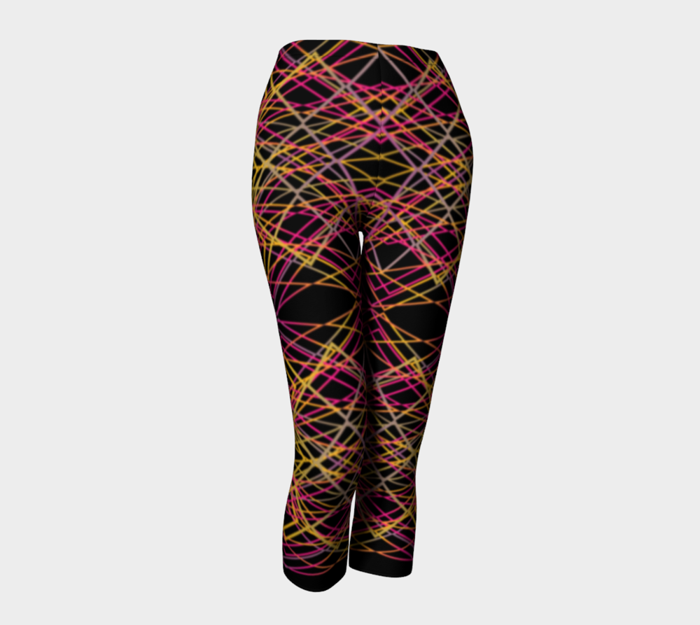 ics-black-with-neon-yellow-yellow-geometric-pattern-abstract-artistic-capris-342700-front-pose2.png