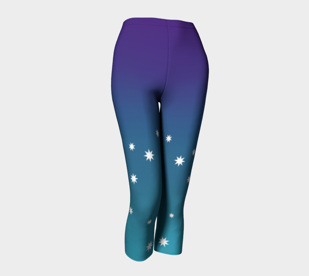 Sparkle & Shine, 01 - Capri Leggings