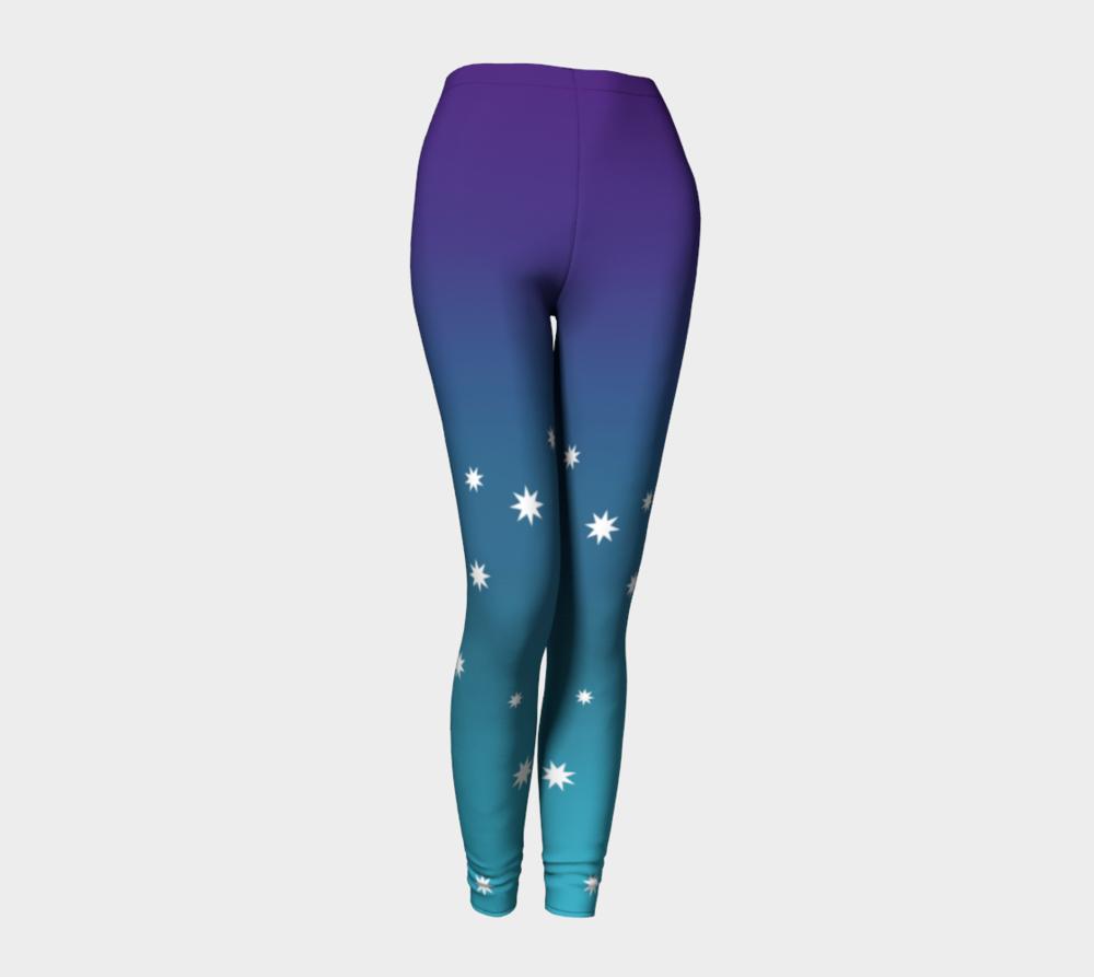 Sparkle & Shine, 01 - Standard Leggings