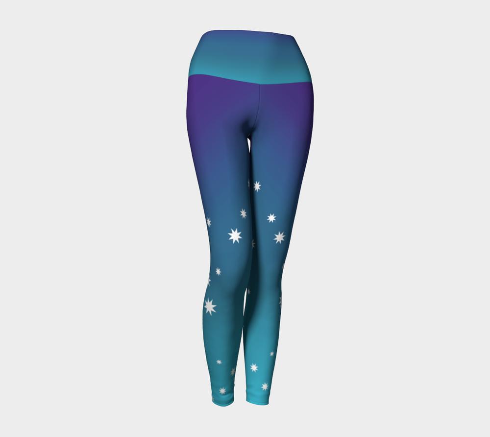 Sparkle & Shine, 02 - Yoga Leggings