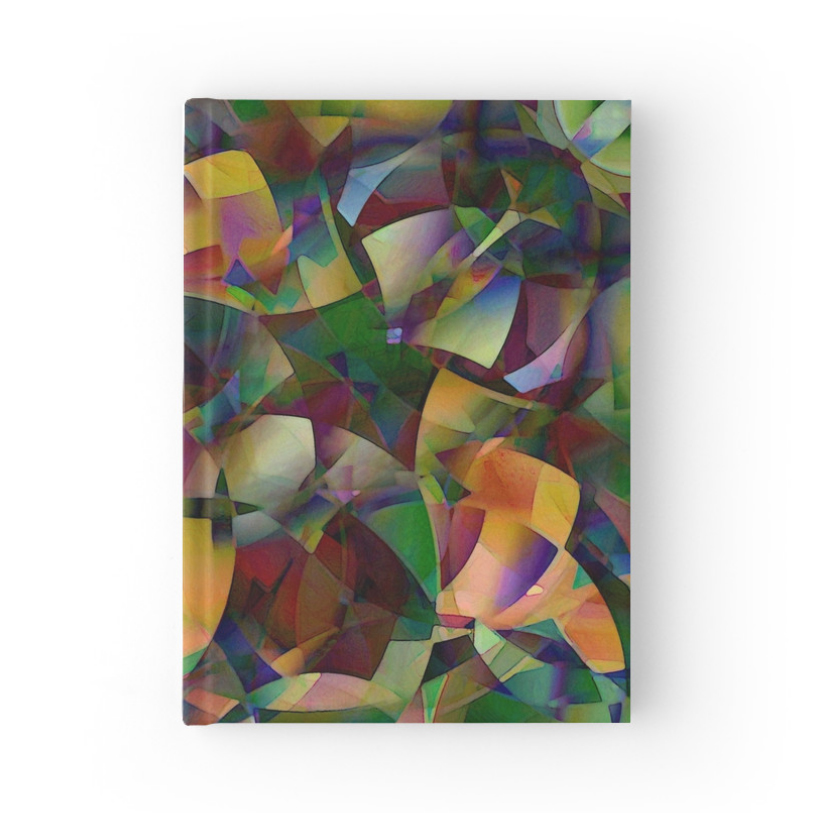 Hardcover Journals from Redbubble