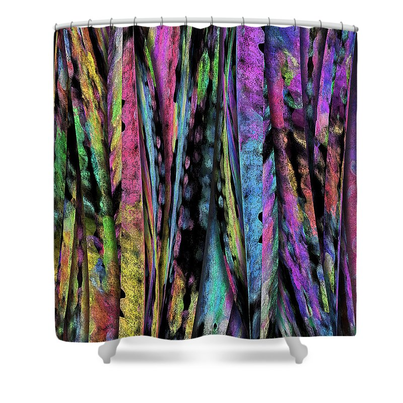 Shower Curtains from Pixels.com