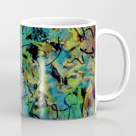 Mugs from Society6
