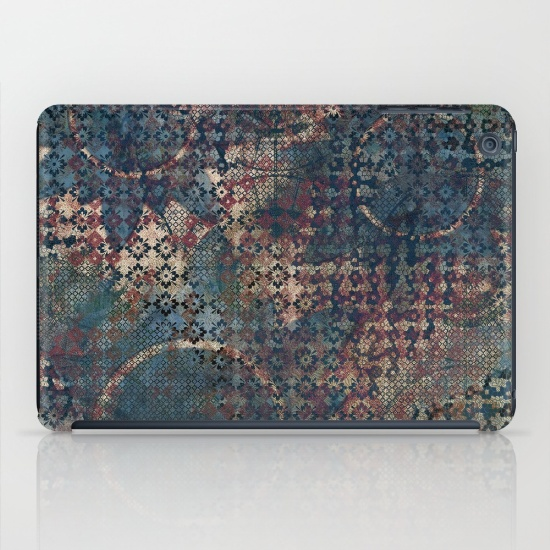iPad Case with this artistic design