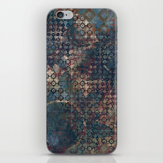 Artsy iPhone case from Society6