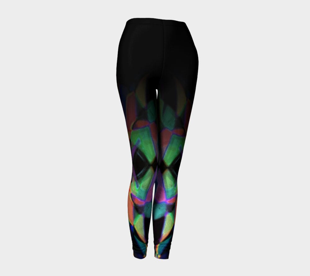 dwar-black-and-colorful-abstract-modern-art-designer-leggings-343164-front-pose2.png